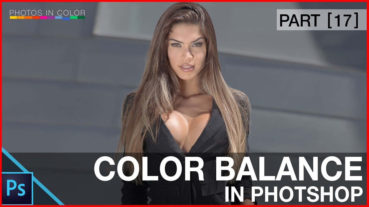 Photoshop color correction using color balance photoshop tutorial photoshop color correction using color balance photoshop tutorial youtube baditri Image collections