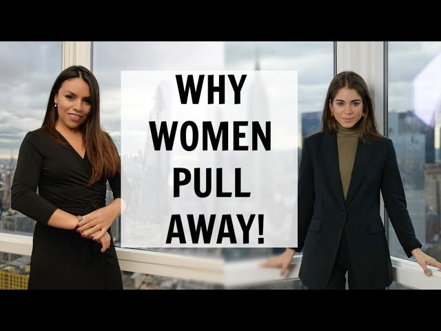 Why Women Pull Away | 6 Tips To STOP Her From Pulling Away!