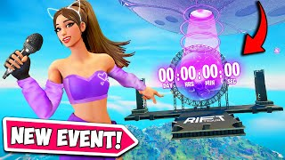 *SPOILERS* New LEAKED Ariana Grande Event WILL SAVE FORTNITE! - Fortnite Funny Moments #1331