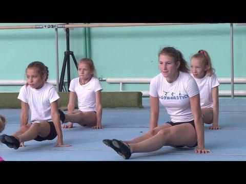 Спортивные гимнастки готовят подарок Волгограду к 430-летию
