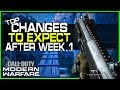 Top Changes to Expect in Modern Warfare after Beta Week 1!