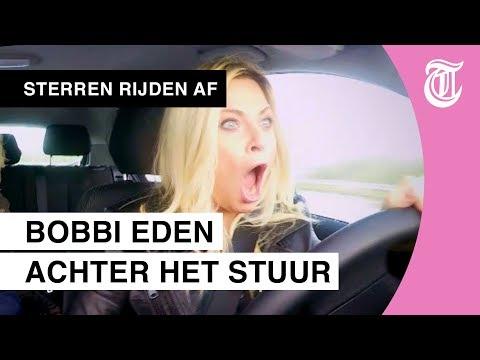 Bobbi Eden staat doodsangsten uit - STERREN RIJDEN AF #02