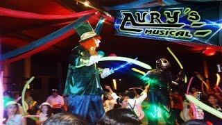GRUPO MUSICAL VERSATIL PARA BODAS, XV AÑOS, FIESTAS, ANIVERSARIOS, EMPRESAS, DF MEXICO AURYS