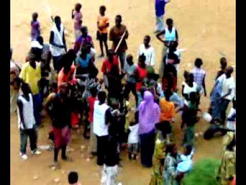 Kankourang Manding culture translated in Dakar urban civiliz