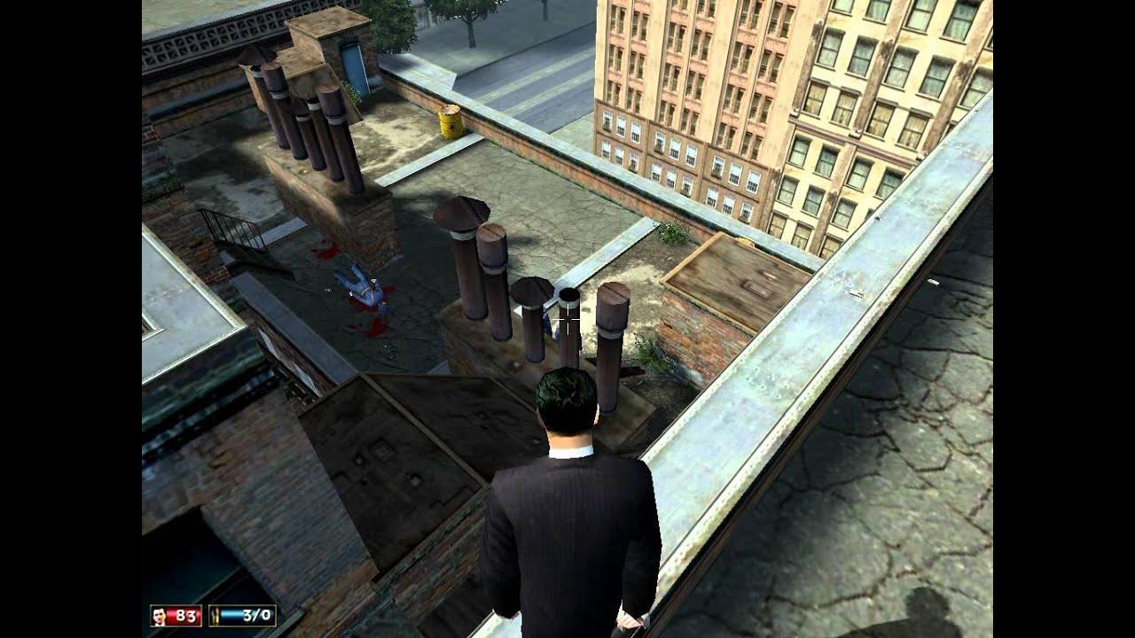 На крыше мафия прохождение путана