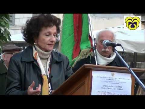Nel nome di Giordano Bruno - 17/2/2012 Campo de' Fiori, Roma