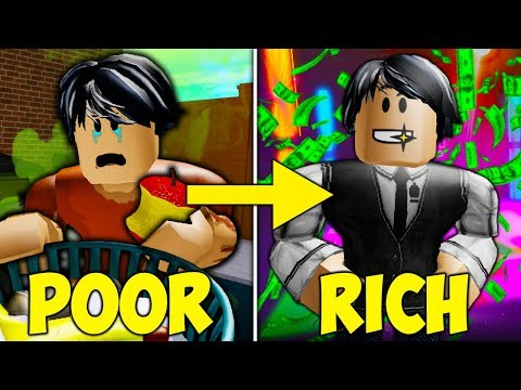 Poor to Rich: The Story of Alex *Full Movie* Part 1 ( A Sad Roblox Bloxburg Movie)