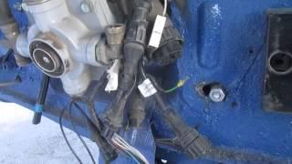 кабина  КАМАЗ 65117  , евро-3 , цвет синий(, 2015-01-26T17:18:43.000Z)
