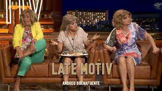 LATE MOTIV - Las Campos en Late Motiv   #LateMotiv266