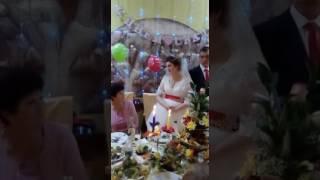 Благодарность родителям в день свадьбы!!