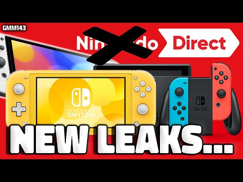 NEW Nintendo Switch LEAKS Getting Bigger Right Now...