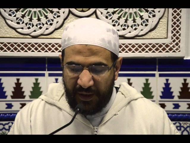 سورة الجن برواية حفص-الشيخ أحمد الهبطي- أبوخالد