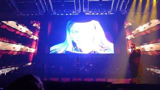 Trans-Siberian Orchestra Narration #3 Christmas Dreams 11-18-2015 Council Bluffs