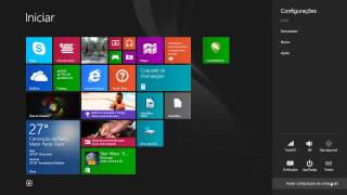 Contas de Usuário Windows 8.1