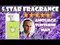 5 Star Fragrance - Amouage Sunshine Man Fragrance Review