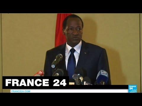 Burkina Faso : Blaise Compaoré visé par un mandat d'arrêt international