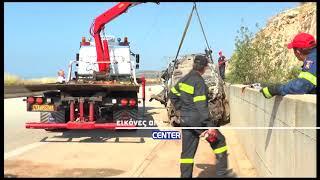 Πολύνεκρο δυστύχημα στην Εγνατία Οδό (08-06-18)