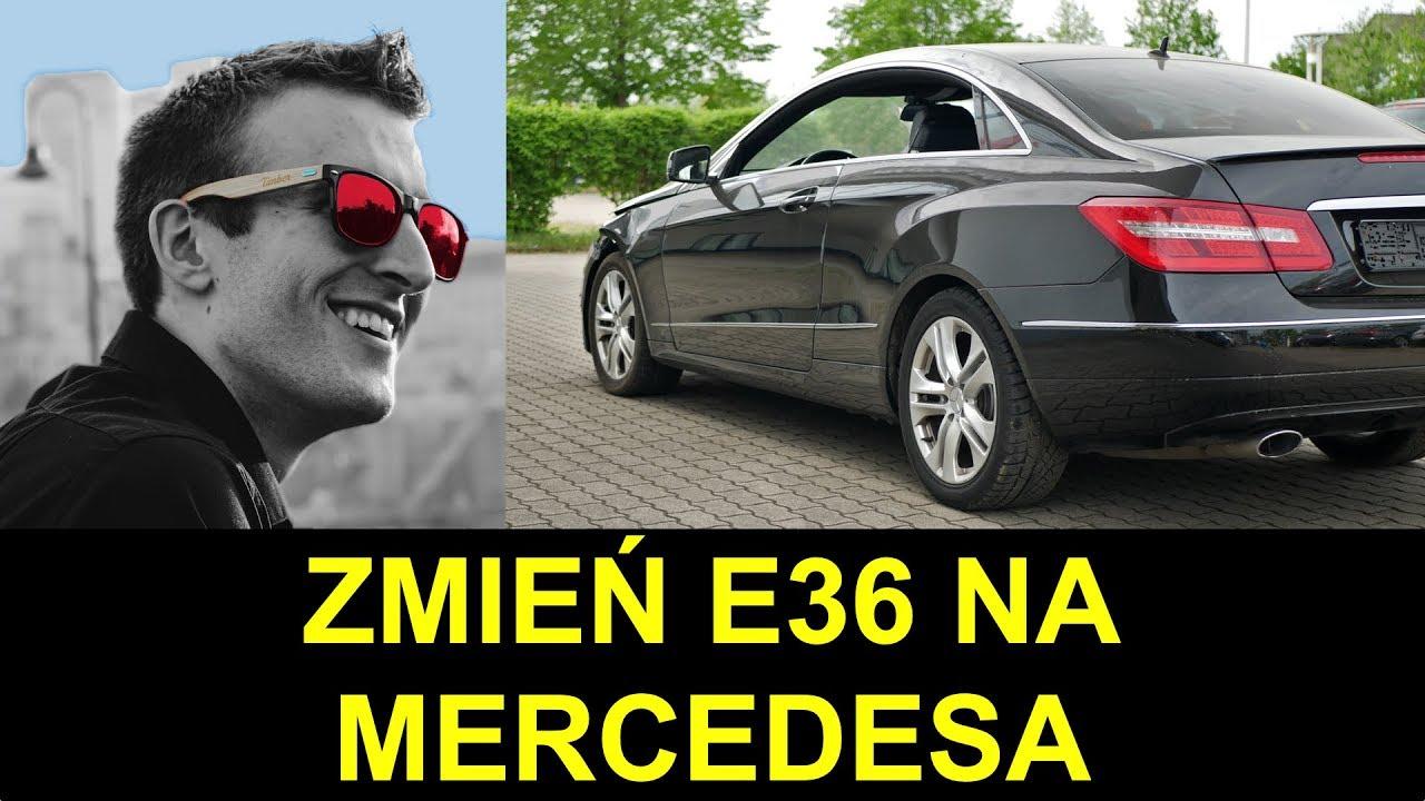 Mercedes Bęc C207- Najładniejsze Coupe?