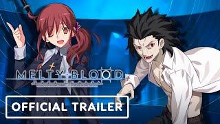 Melty Blood: Type Lumina - Official Noel vs Roa Gameplay Trailer