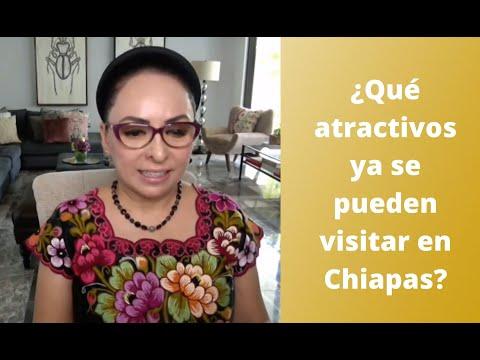 Descubre que visitar en Chiapas