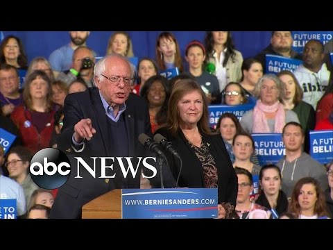 Super Tuesday | Bernie Sanders Speaks in Vermont