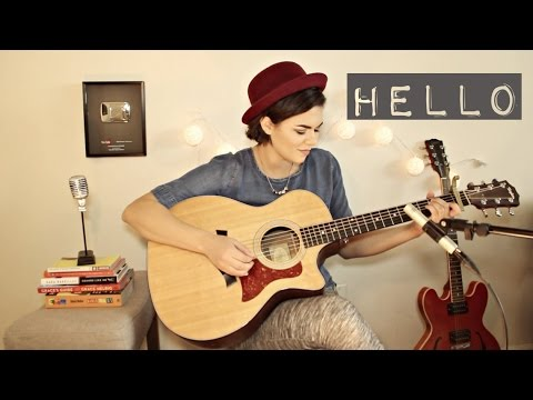 Hello - Adele Cover