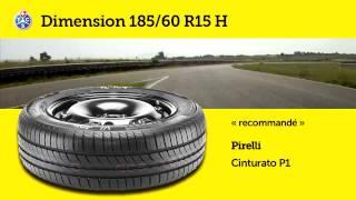 TCS test pneus d'été 2013