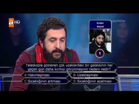 Kim Milyoner Olmak ister 27 Kasım 2015 TEK PARÇA 507. Bölüm