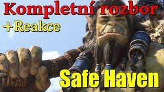 Safe Haven - Rozbor a Reakce | Český překlad [Cz/Sk]
