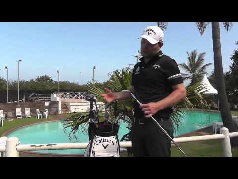 Branden Grace: What's in the Bag