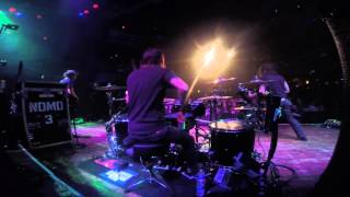 Paul OBrien (Nothing More) -  Christ Copyright Drums Live @ House Of Blues Chicago, IL