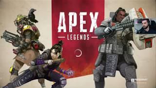 Apex Legends #1 - Pierwsze kroki