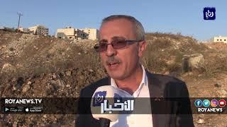 أردنيون في مدينة إربد يشكون من تحول وادي زبدة لمجرى مياه العادمة - (28-9-2018)