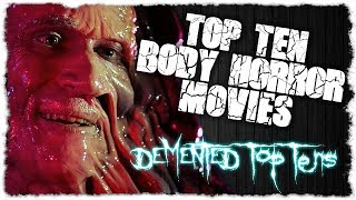 Top 10 Body Horror Movies