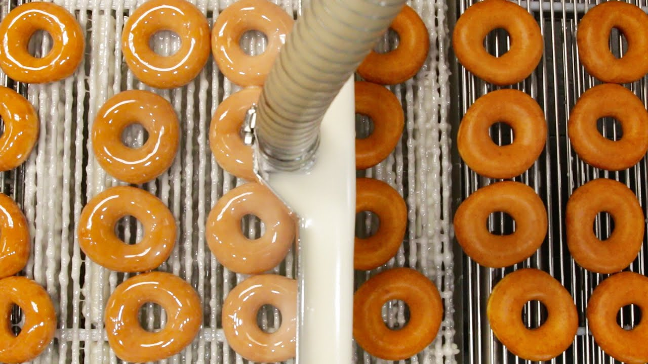 maxresdefault - How Krispy Kreme Doughnuts Are Made