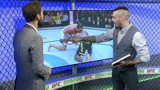 UFC 187: Unibet