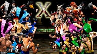 Mortal Kombat Unlimited Supreme Demostration MKP (Alberto Blaze) 2020