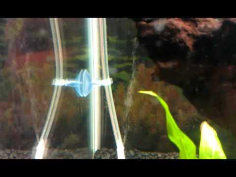 diy aquarium co2 diffuser cigarette filter youtube. Black Bedroom Furniture Sets. Home Design Ideas