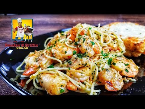 Shrimp Scampi | Shrimp Pasta | Shrimp