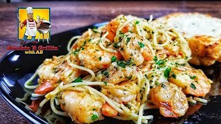 Shrimp Scampi | Shrimp Scampi with Pasta | Shrimp Pasta