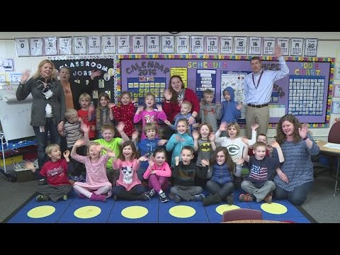 The Morning Show: Netherwood Knoll Elementary School Shout Out