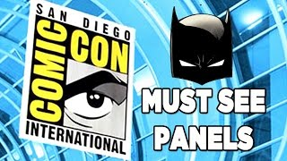 5 Must See SAN DIEGO COMIC CON 2014 Panels