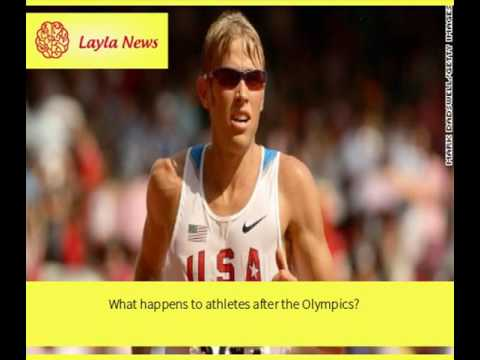 What happens to athletes after the Olympics? |  By : CNN