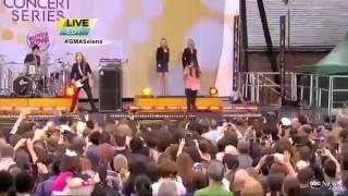 Selena Gomez  - Who Says Good Morning America (Vivo)