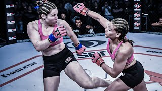 "LUTA COMPLETA MMA | SFT 6 • Bia ""Arlequina"" x Alana Souza"