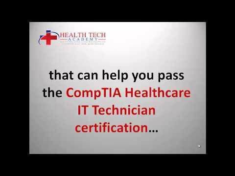 CompTIA Healthcare IT Technician Exam Training - YouTube