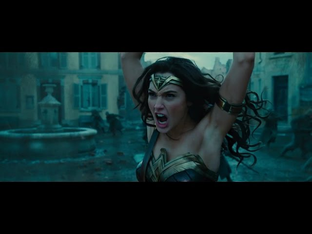 Wonder Woman - Official Trailer #3
