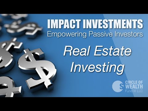 Real Estate Investing In The Northwest & Circle Of Wealth Fund III LLC