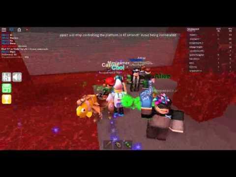 Roblox   Epic Minigames   #32 - Platform Peril