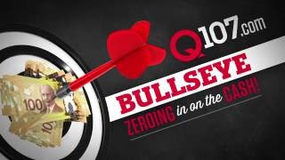 Q107's Bullseye Winner - Jennifer